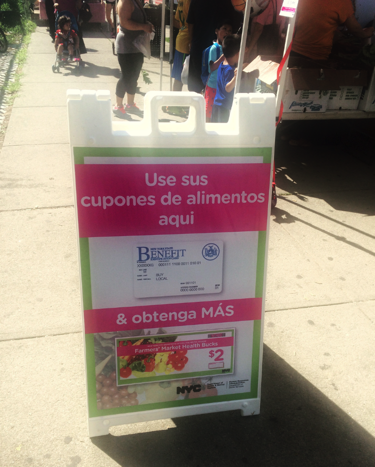 Featured image of Expanding Fresh EBT for Spanish-speakers
